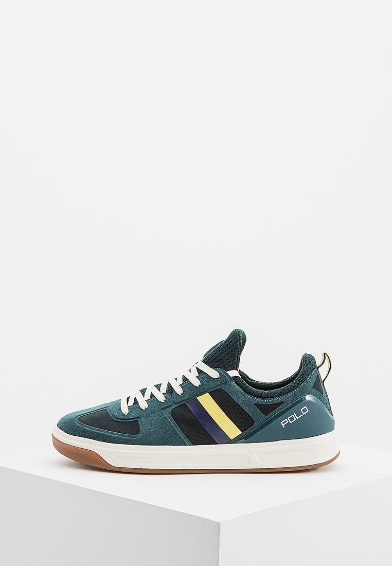 Мужские кроссовки Polo Ralph Lauren (Поло Ральф Лорен) 809711474003