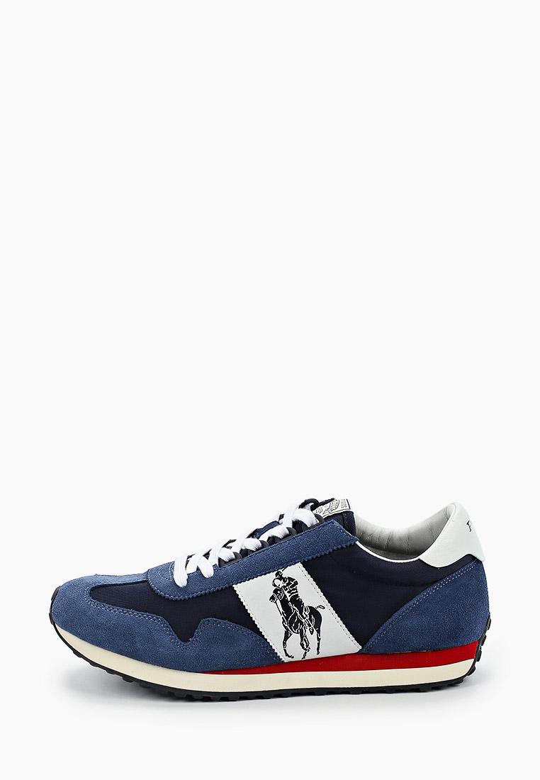 Мужские кроссовки Polo Ralph Lauren (Поло Ральф Лорен) 809755192004