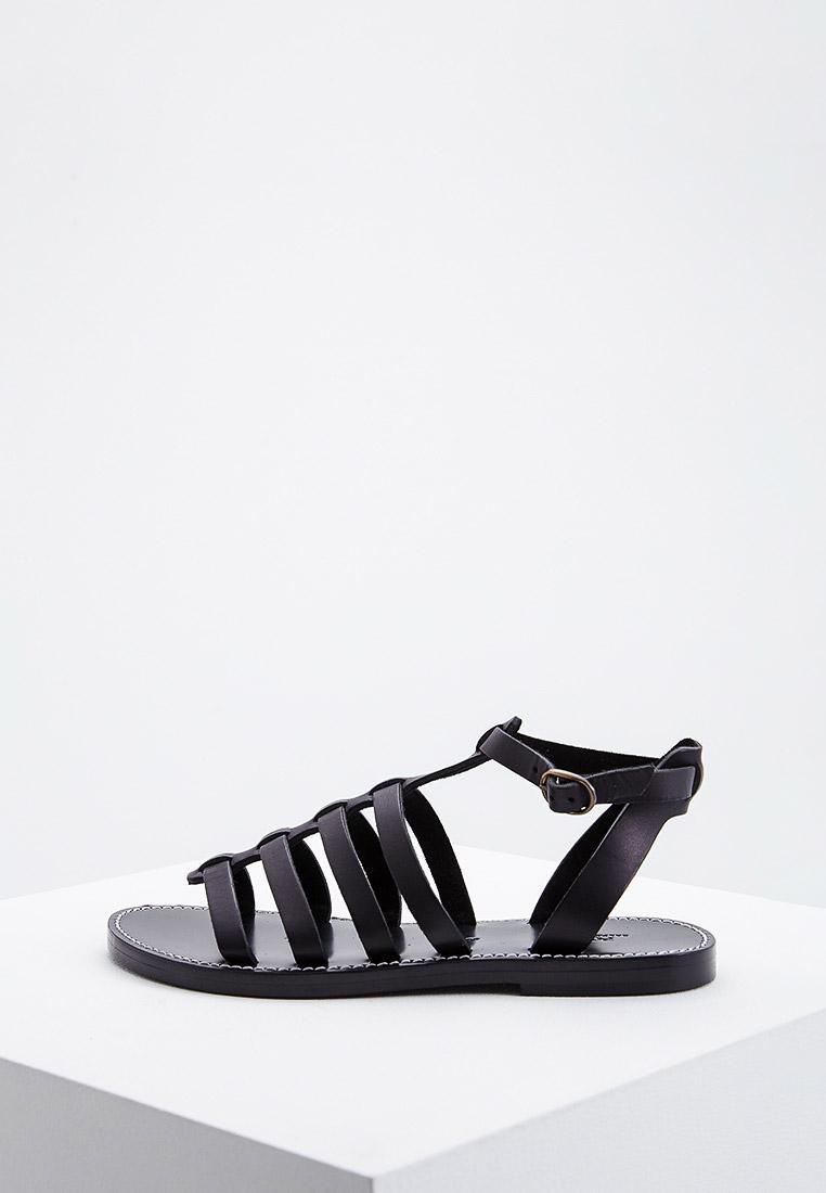Женские сандалии Polo Ralph Lauren (Поло Ральф Лорен) 818740969001