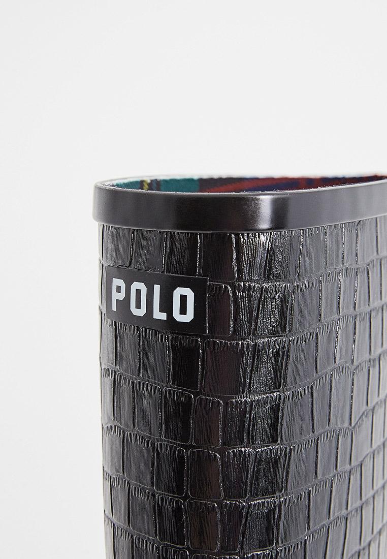 Женские резиновые сапоги Polo Ralph Lauren (Поло Ральф Лорен) 818749185001: изображение 5
