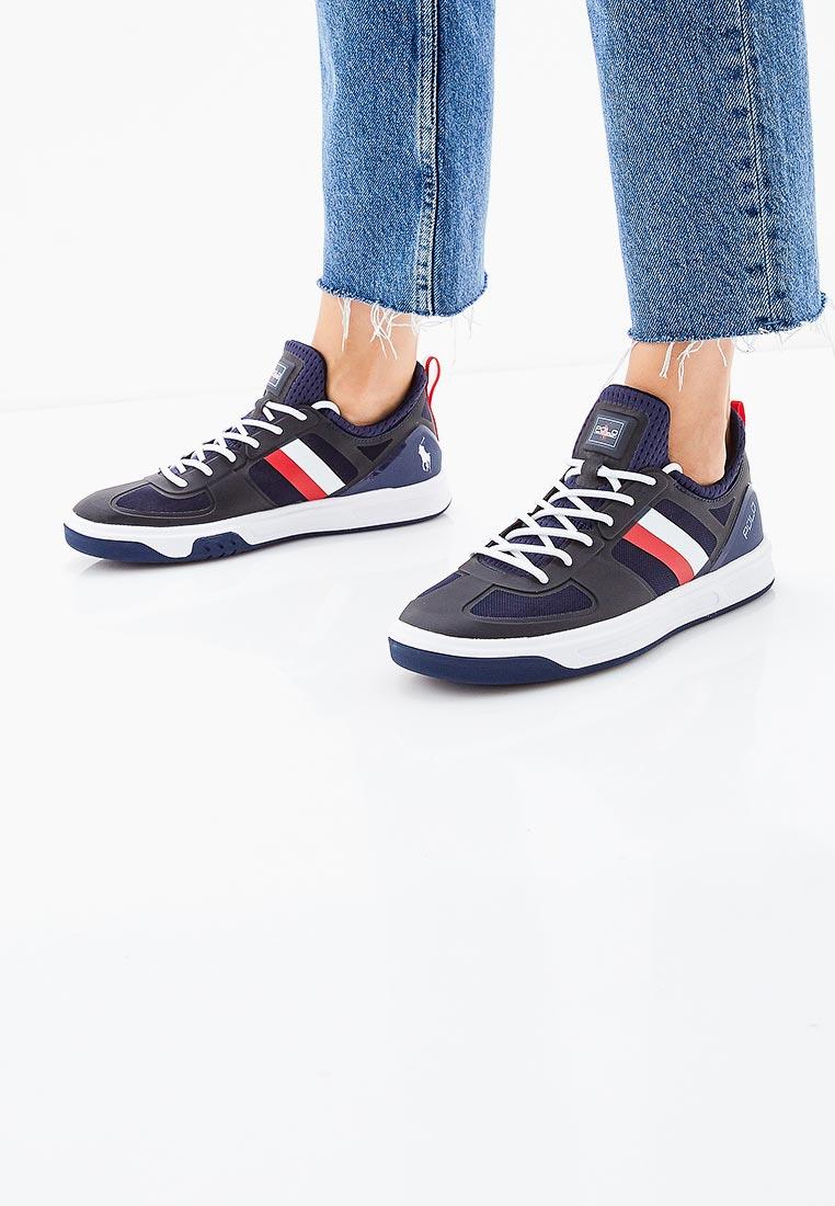 Женские кроссовки Polo Ralph Lauren (Поло Ральф Лорен) 804689717002: изображение 10
