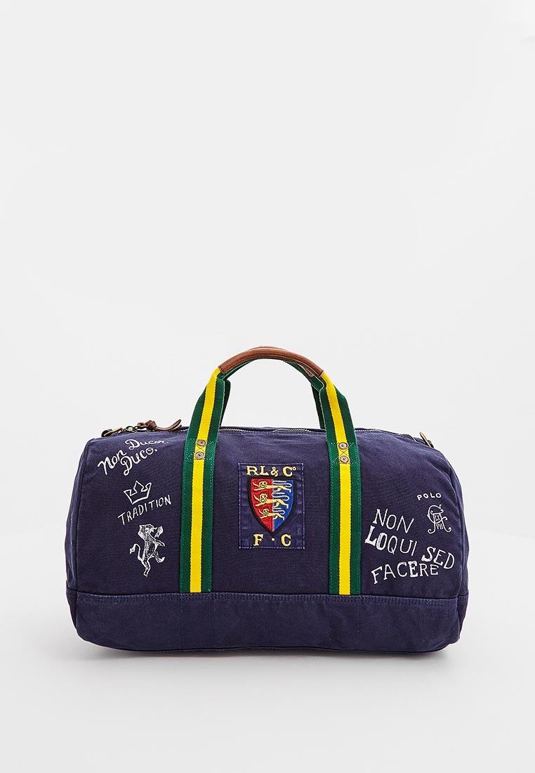 Спортивная сумка Polo Ralph Lauren (Поло Ральф Лорен) 405721048001