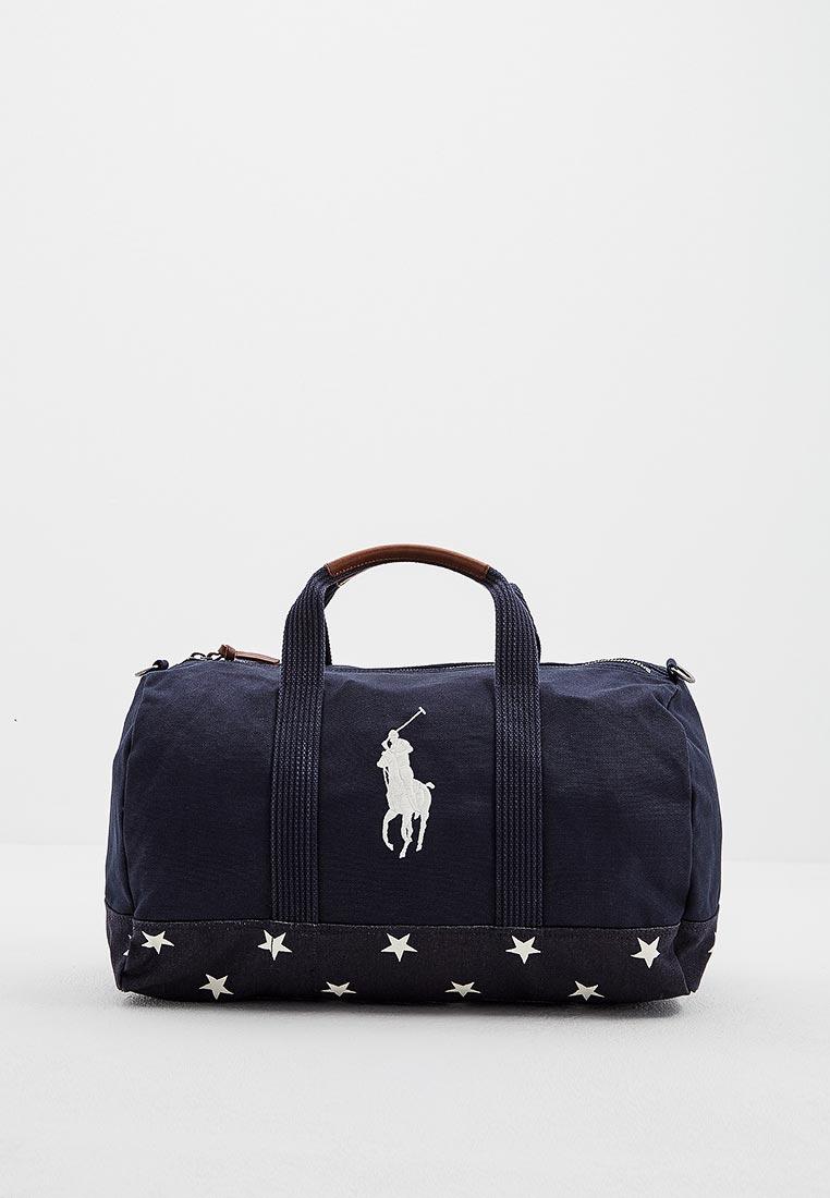 Спортивная сумка Polo Ralph Lauren (Поло Ральф Лорен) 405699105001