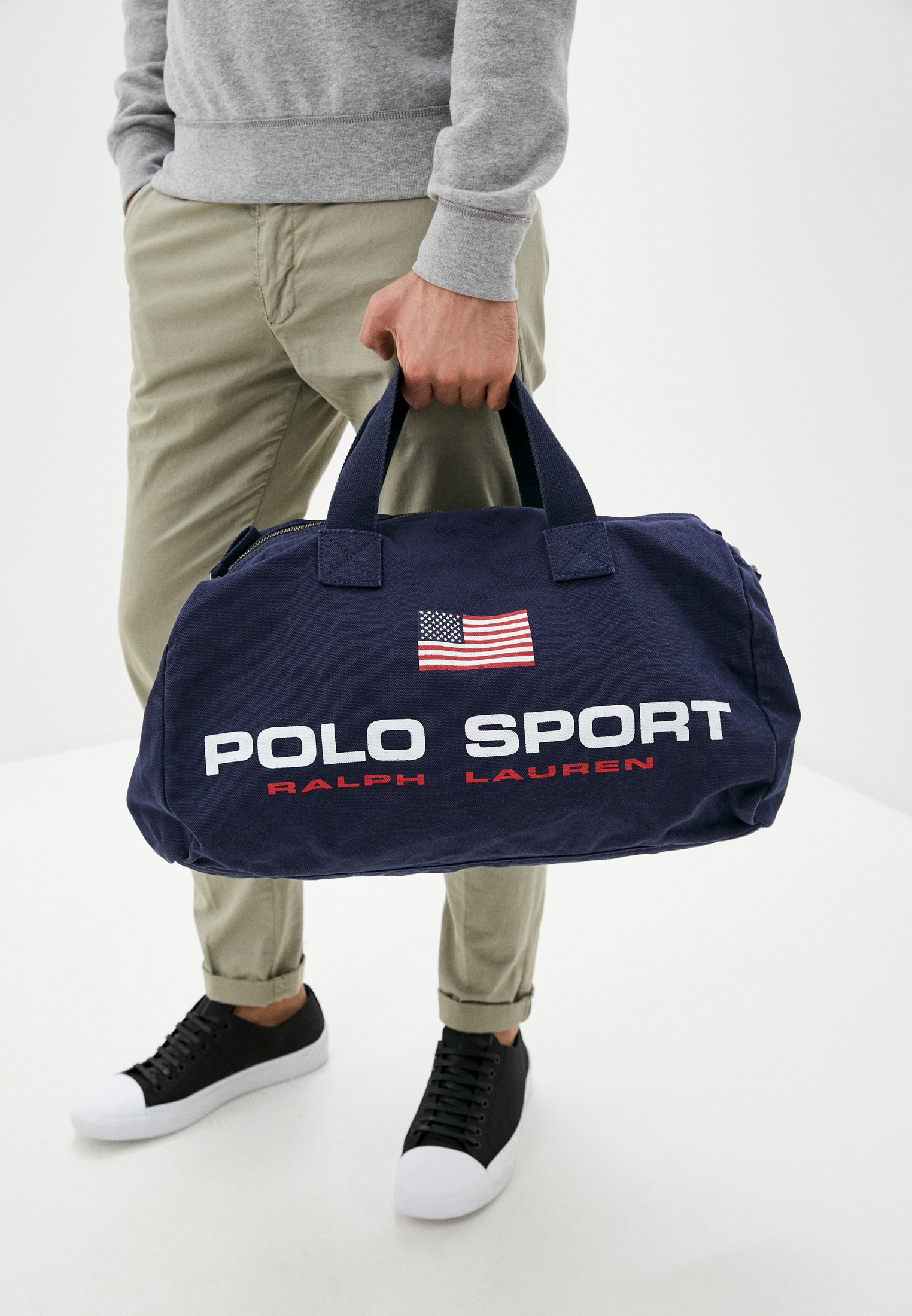 Дорожная сумка Polo Ralph Lauren Сумка дорожная Polo Ralph Lauren