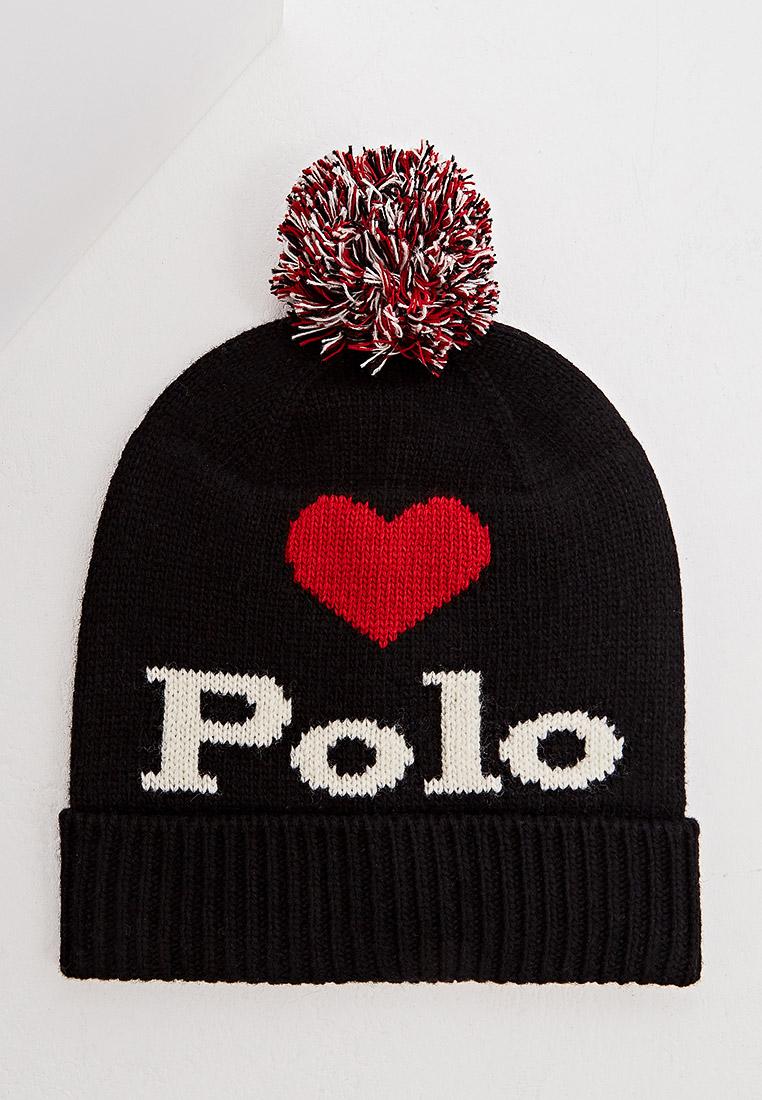 Шапка Polo Ralph Lauren 455765412001