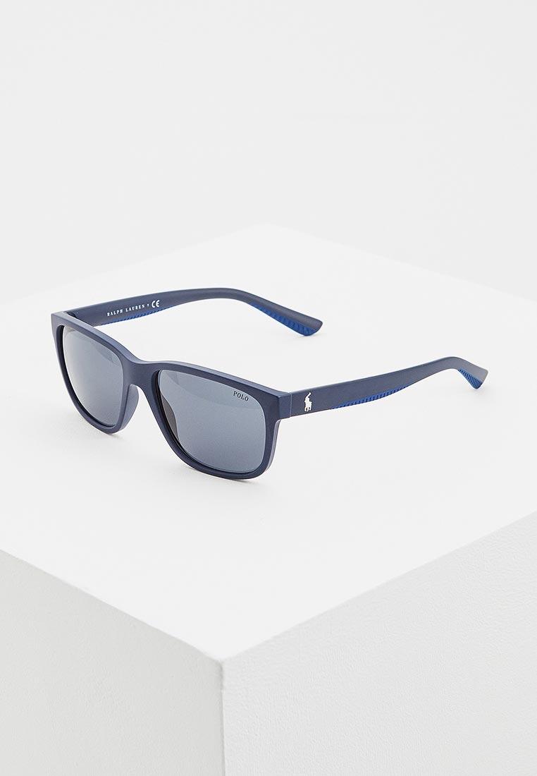 Мужские солнцезащитные очки Polo Ralph Lauren (Поло Ральф Лорен) 0PH4142