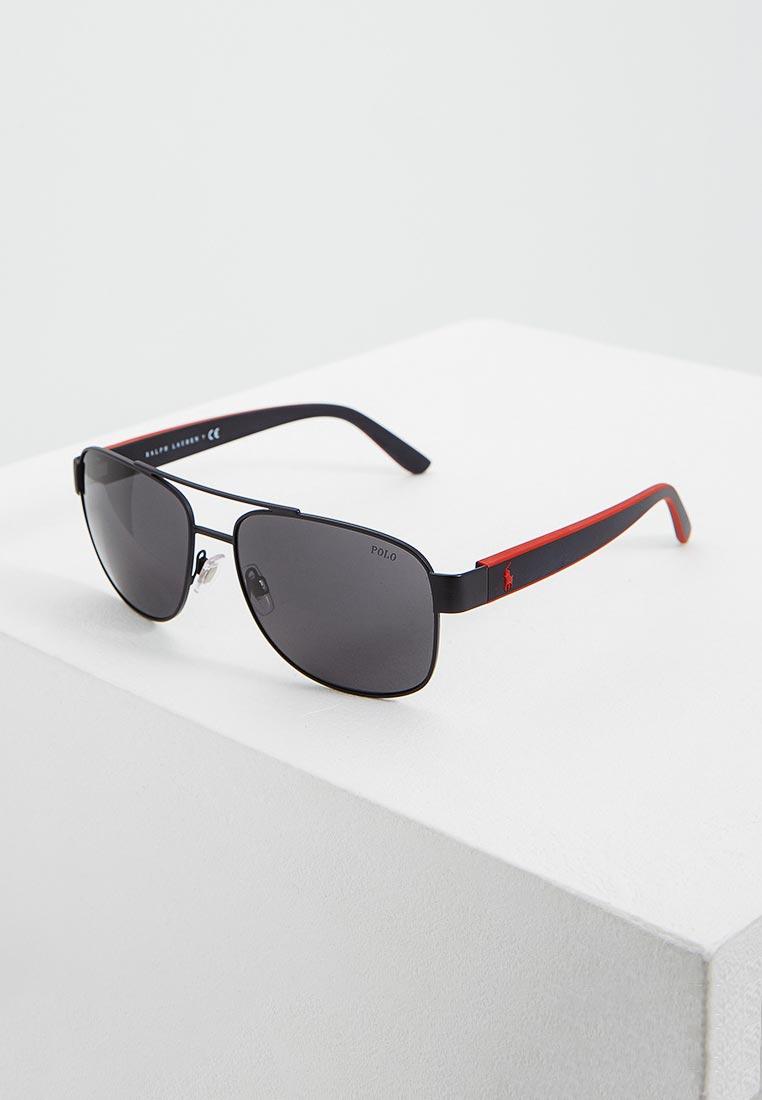 Мужские солнцезащитные очки Polo Ralph Lauren (Поло Ральф Лорен) 0PH3122