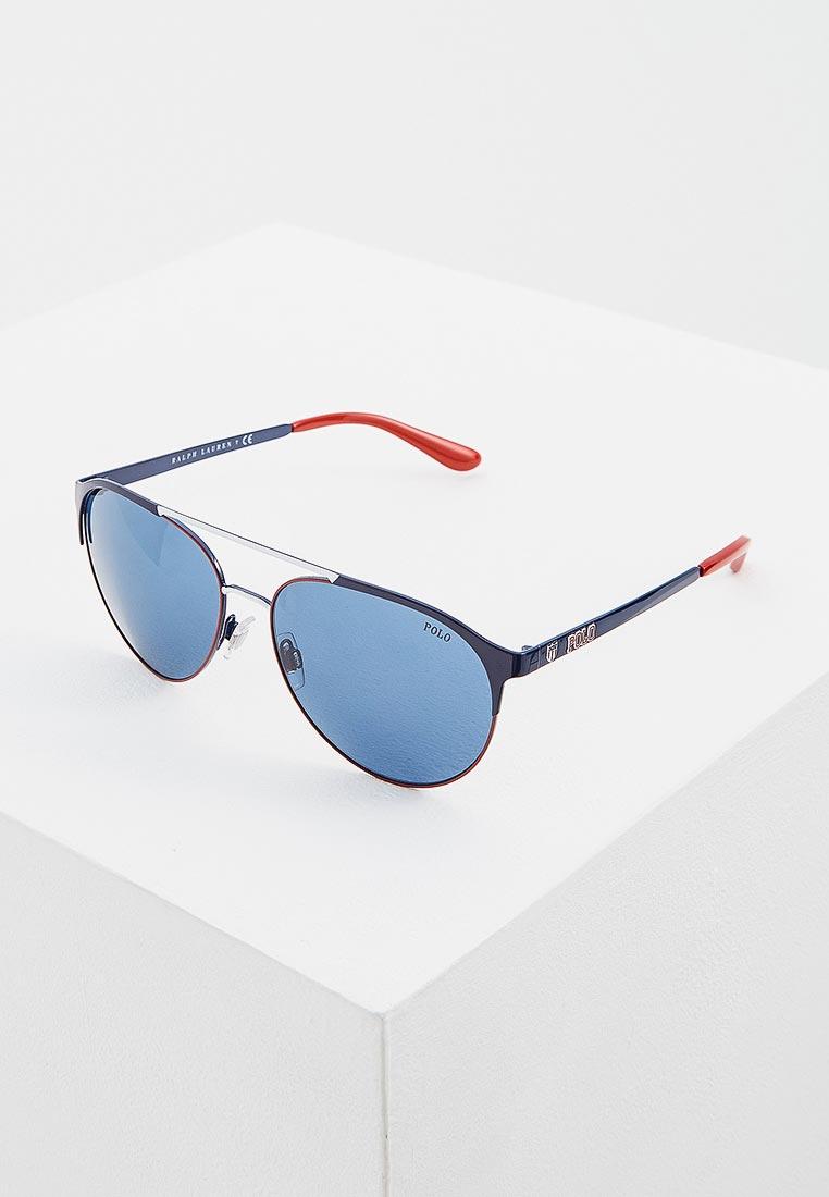 Мужские солнцезащитные очки Polo Ralph Lauren (Поло Ральф Лорен) 0PH3123