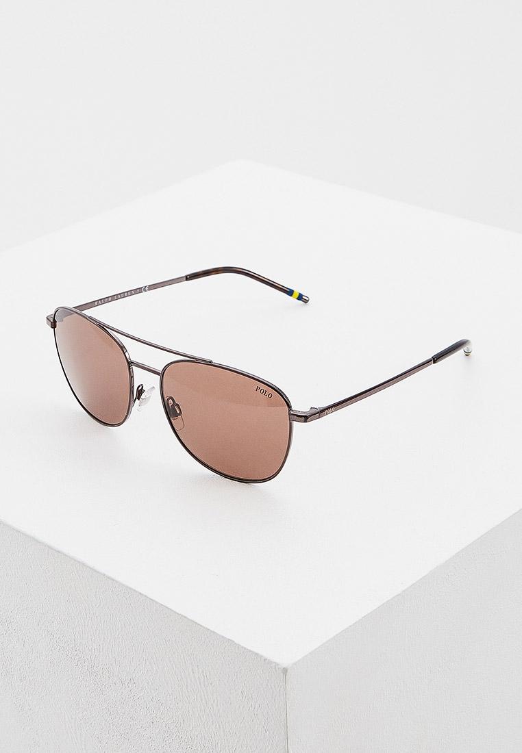 Мужские солнцезащитные очки Polo Ralph Lauren (Поло Ральф Лорен) 0PH3127