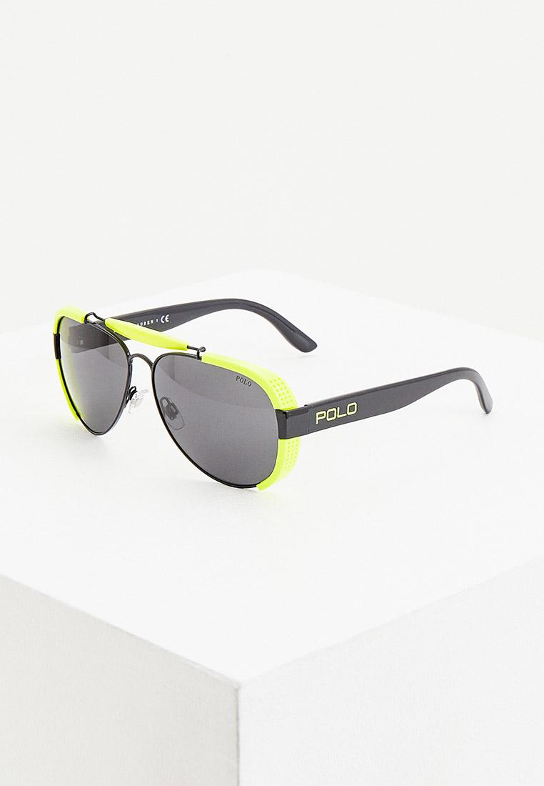 Мужские солнцезащитные очки Polo Ralph Lauren (Поло Ральф Лорен) 0PH3129