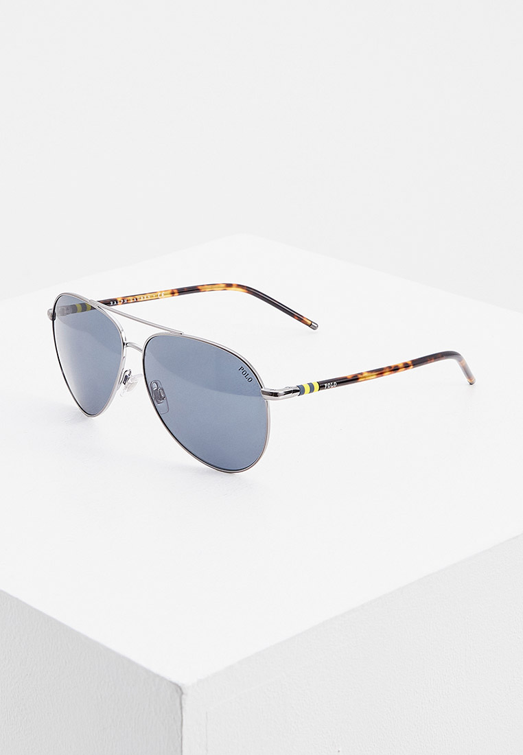 Мужские солнцезащитные очки Polo Ralph Lauren (Поло Ральф Лорен) 0PH3131: изображение 2