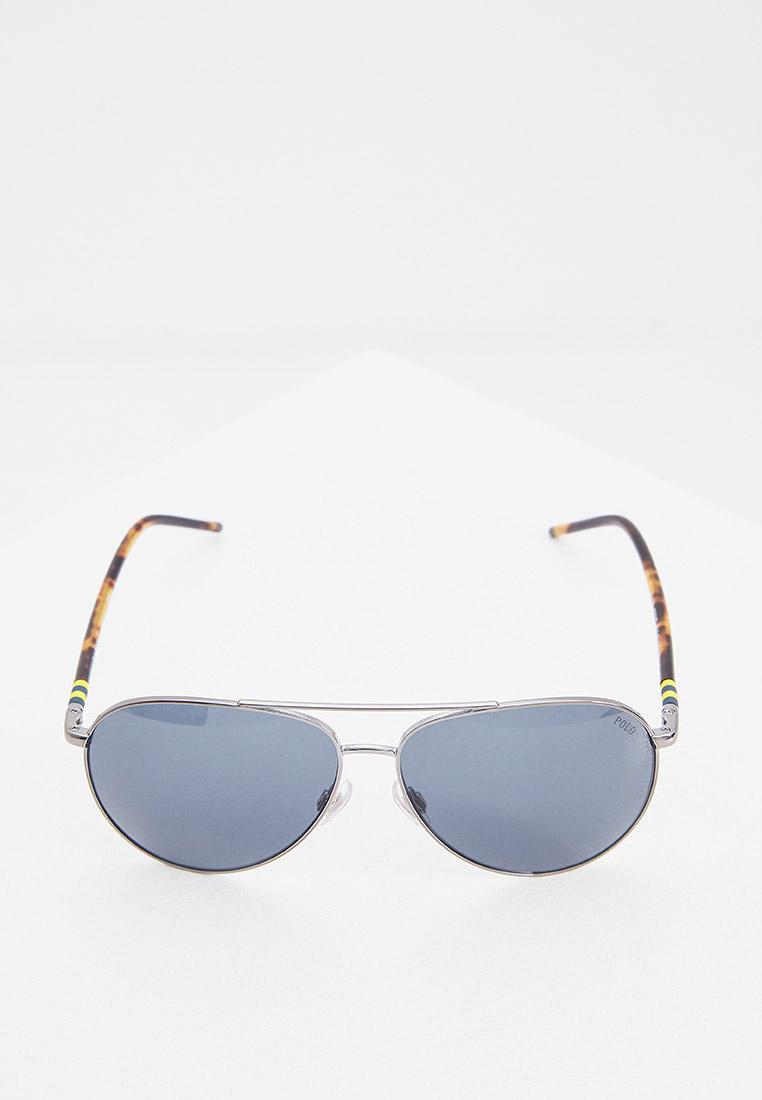 Мужские солнцезащитные очки Polo Ralph Lauren (Поло Ральф Лорен) 0PH3131: изображение 3