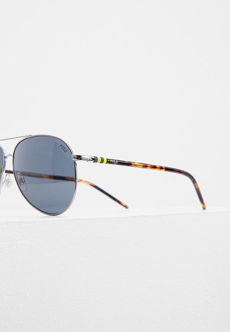 Мужские солнцезащитные очки Polo Ralph Lauren (Поло Ральф Лорен) 0PH3131: изображение 5