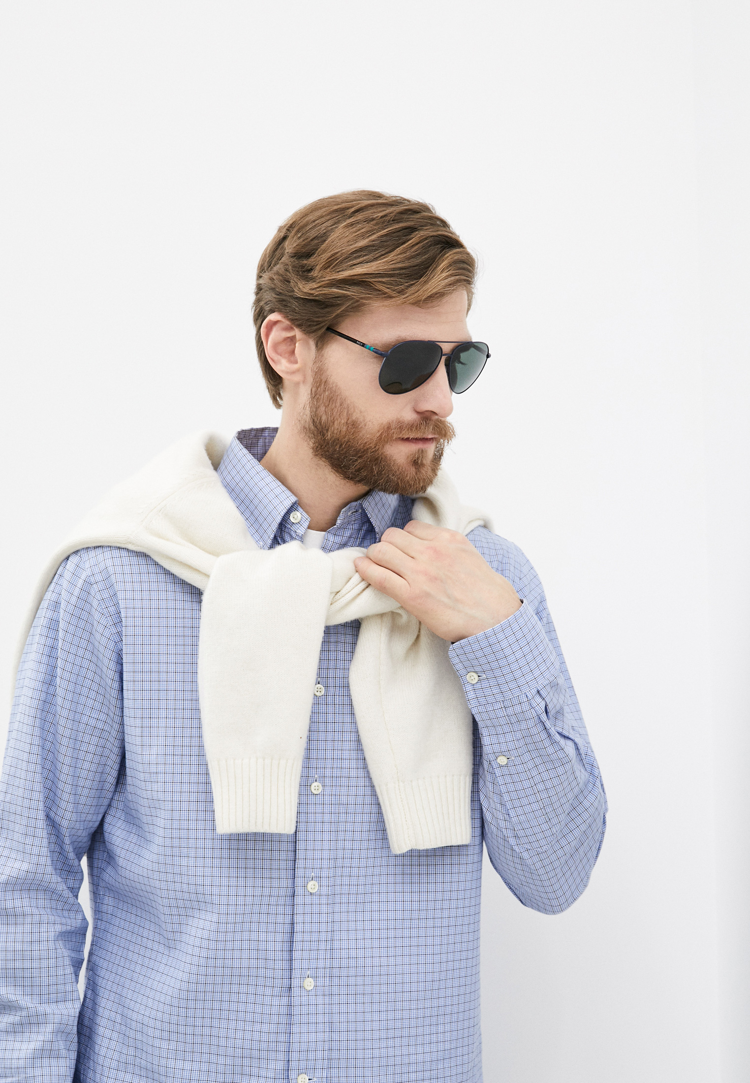 Мужские солнцезащитные очки Polo Ralph Lauren (Поло Ральф Лорен) 0PH3131