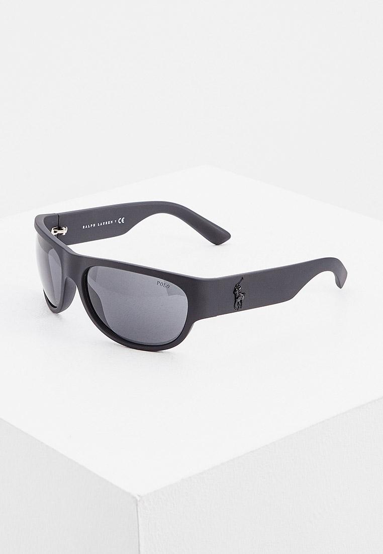 Мужские солнцезащитные очки Polo Ralph Lauren (Поло Ральф Лорен) 0PH4166