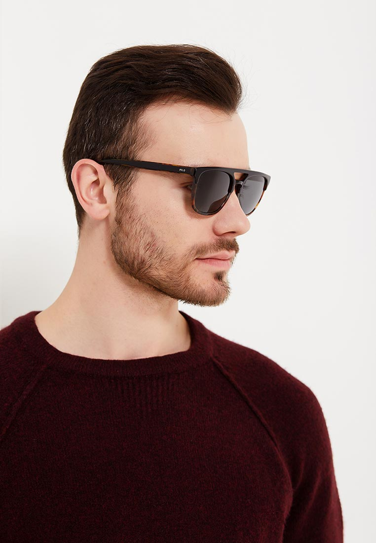 Мужские солнцезащитные очки Polo Ralph Lauren (Поло Ральф Лорен) 0PH4125
