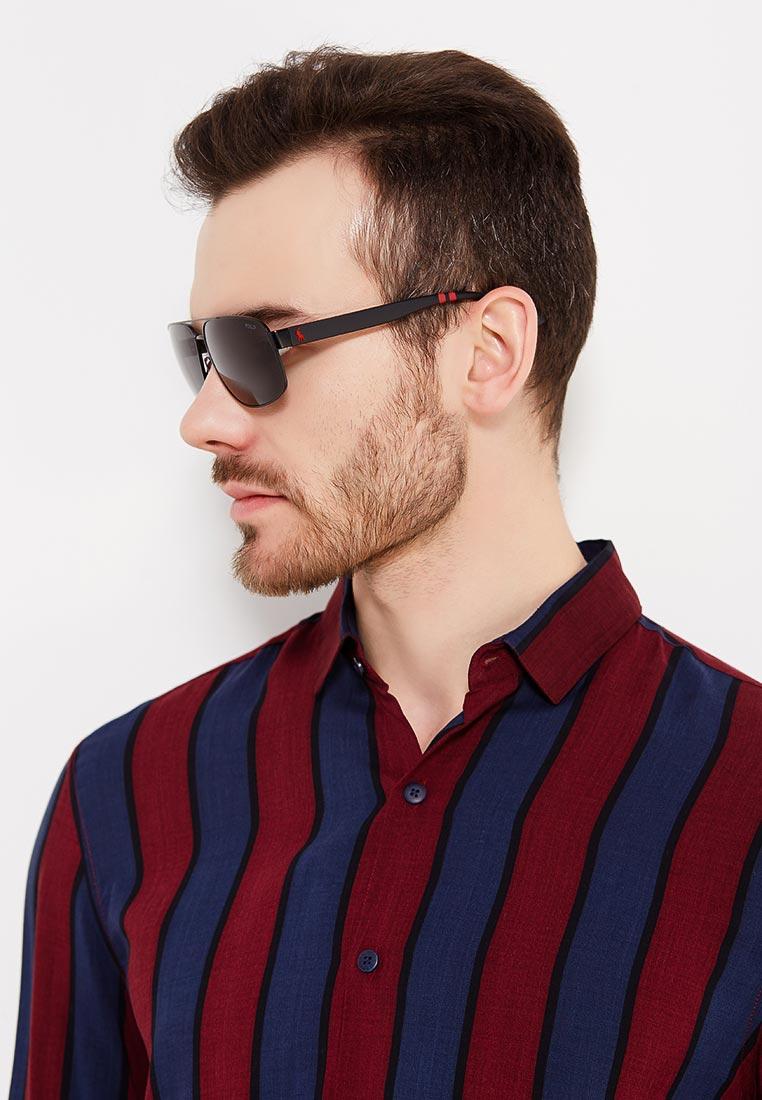 Мужские солнцезащитные очки Polo Ralph Lauren (Поло Ральф Лорен) 0PH3112