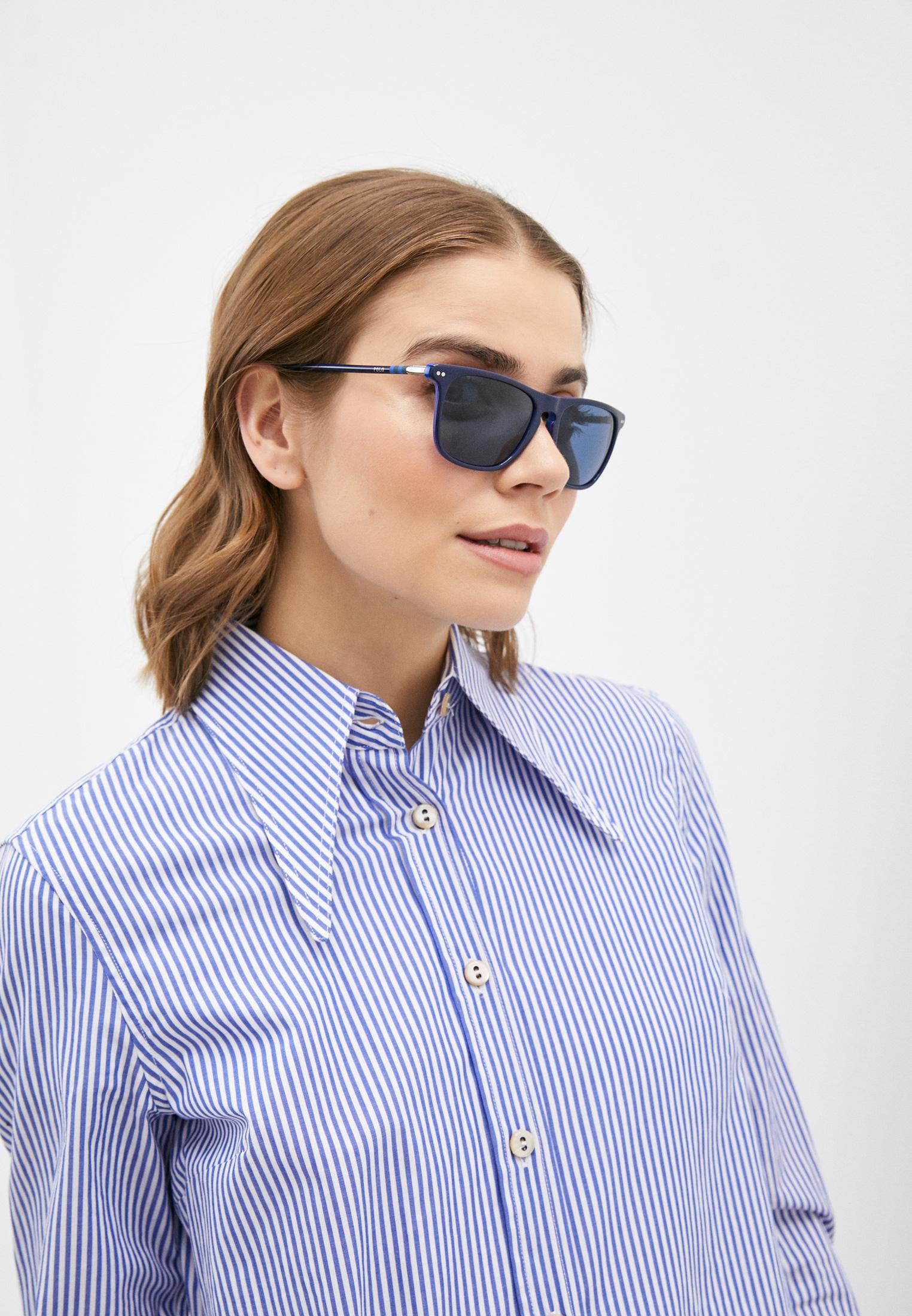 Женские солнцезащитные очки Polo Ralph Lauren (Поло Ральф Лорен) 0PH4168