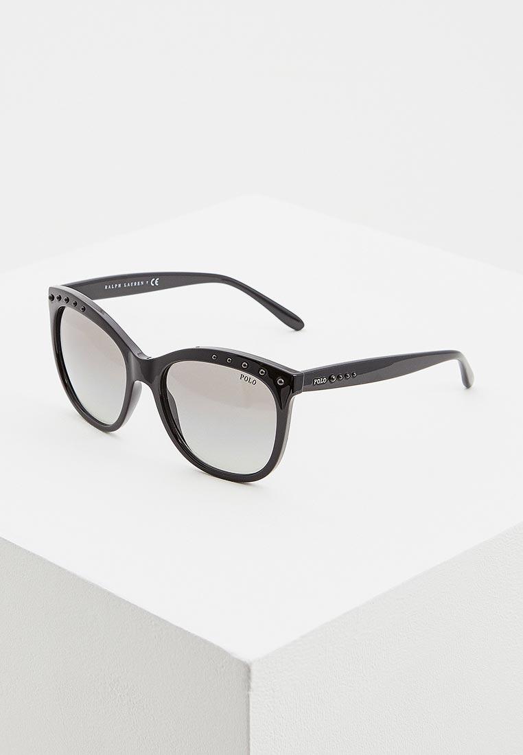 Женские солнцезащитные очки Polo Ralph Lauren (Поло Ральф Лорен) 0PH4140