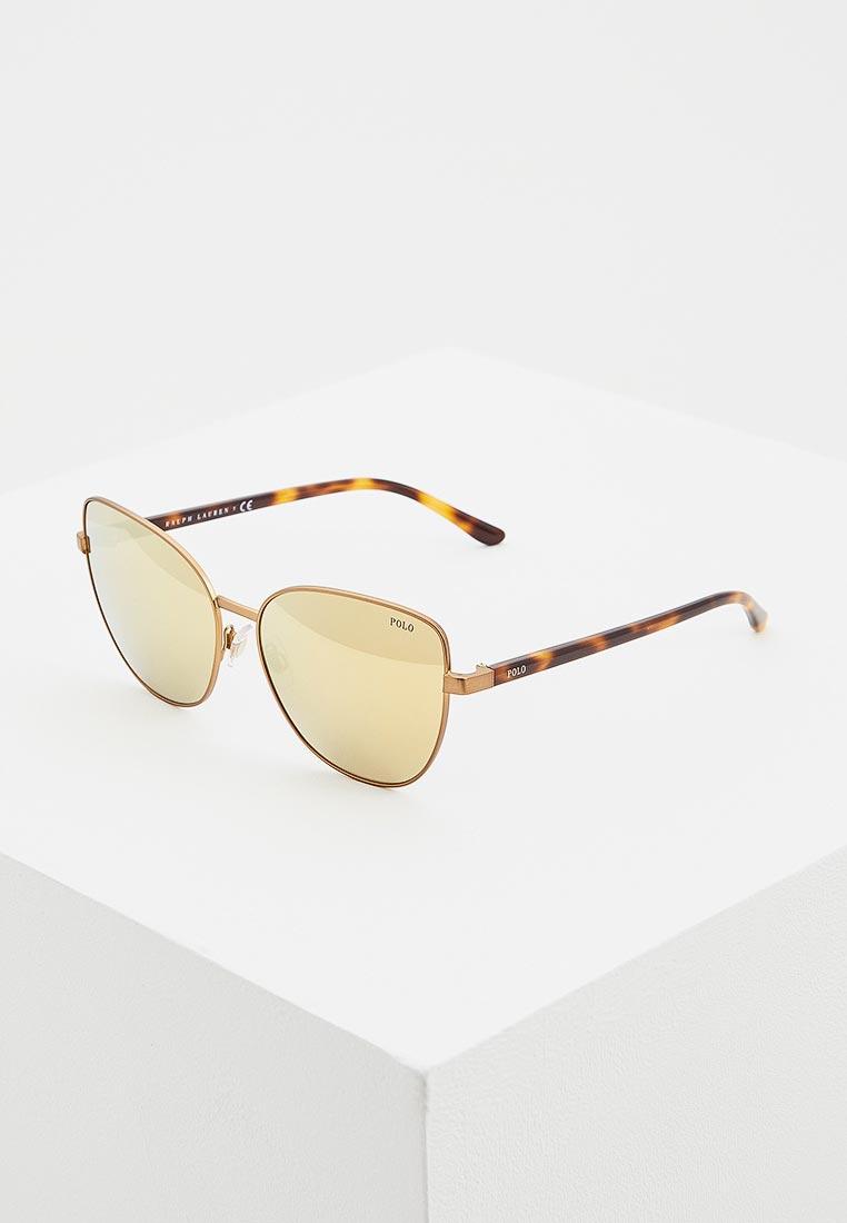 Женские солнцезащитные очки Polo Ralph Lauren (Поло Ральф Лорен) 0PH3121