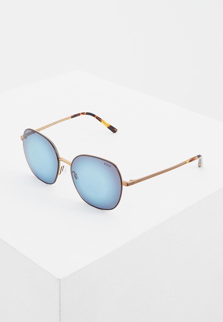 Женские солнцезащитные очки Polo Ralph Lauren (Поло Ральф Лорен) 0PH3124