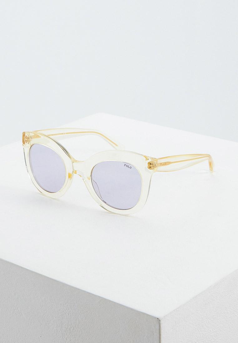 Женские солнцезащитные очки Polo Ralph Lauren (Поло Ральф Лорен) 0PH4148