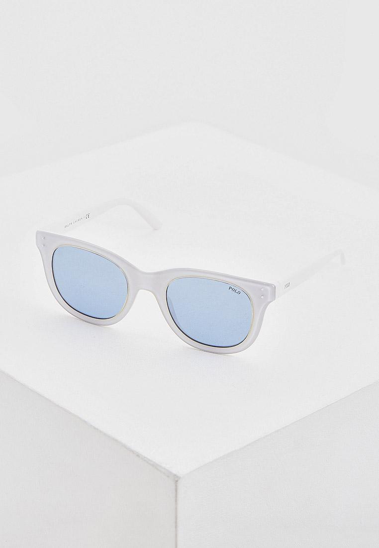 Женские солнцезащитные очки Polo Ralph Lauren (Поло Ральф Лорен) 0PH4160