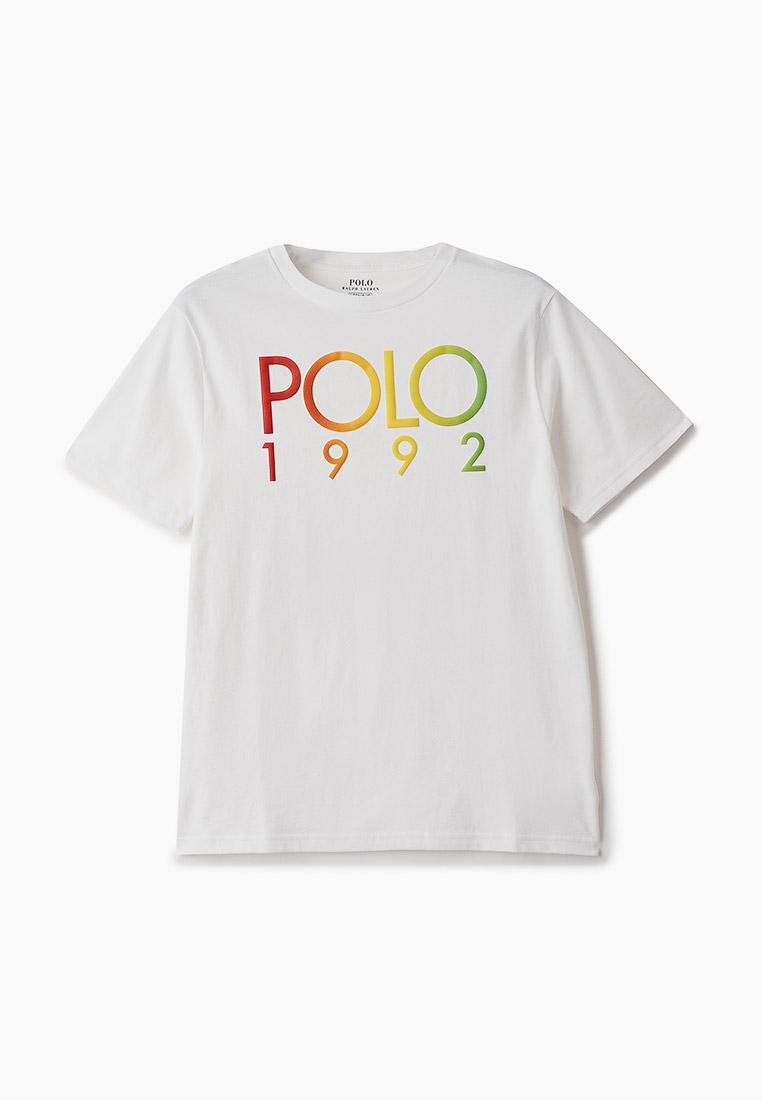 Футболка с коротким рукавом Polo Ralph Lauren (Поло Ральф Лорен) 323803580001