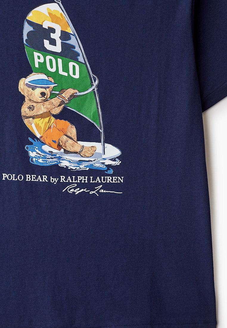 Футболка с коротким рукавом Polo Ralph Lauren (Поло Ральф Лорен) 323811082001: изображение 3