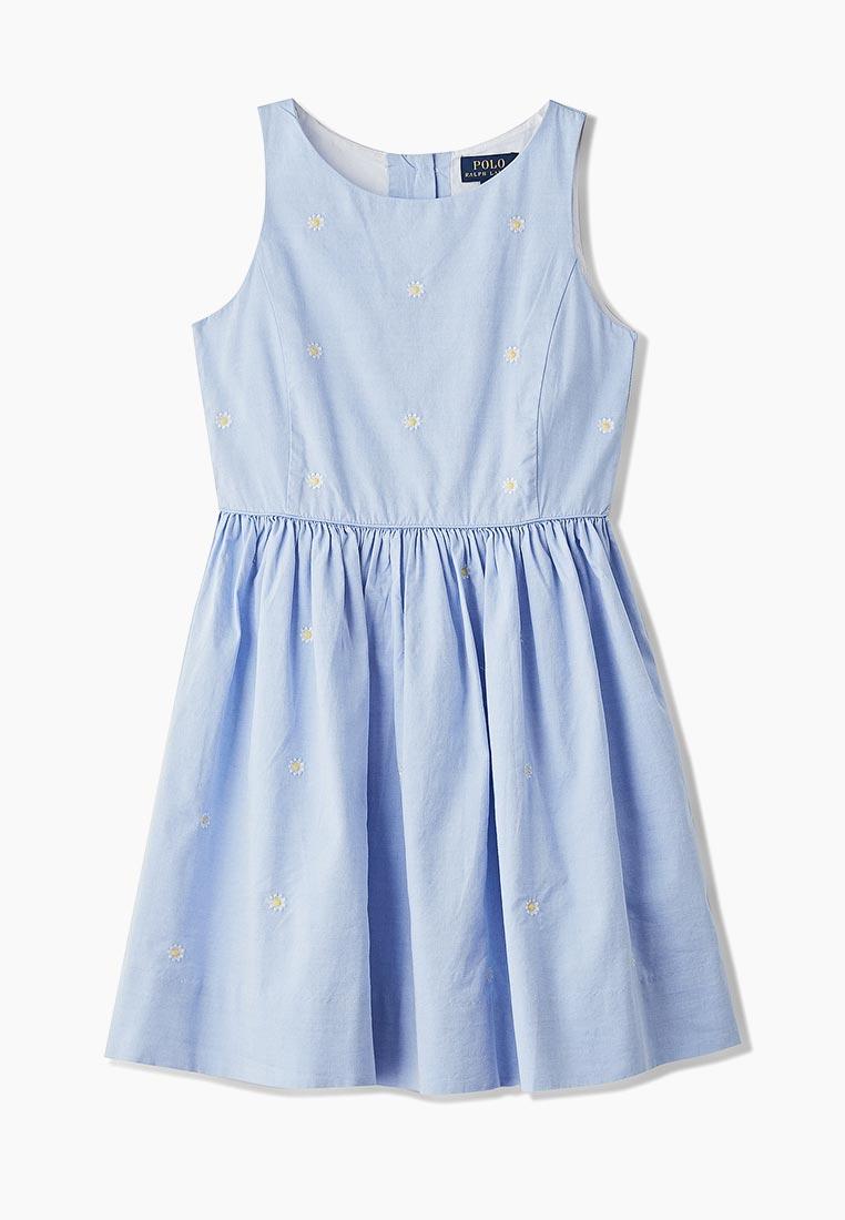 Повседневное платье Polo Ralph Lauren (Поло Ральф Лорен) 313735965001
