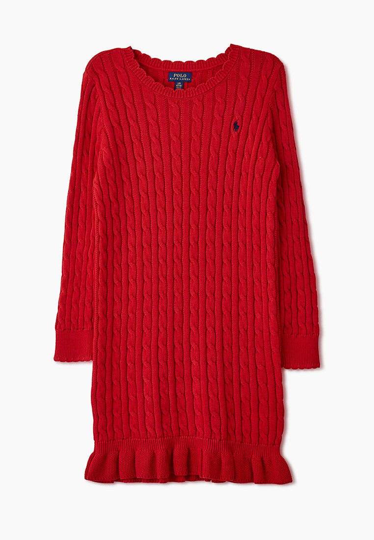 Повседневное платье Polo Ralph Lauren (Поло Ральф Лорен) 313758407003