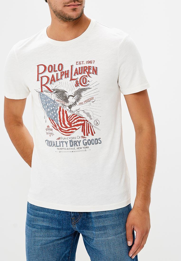 Футболка Polo Ralph Lauren (Поло Ральф Лорен) 710706835001