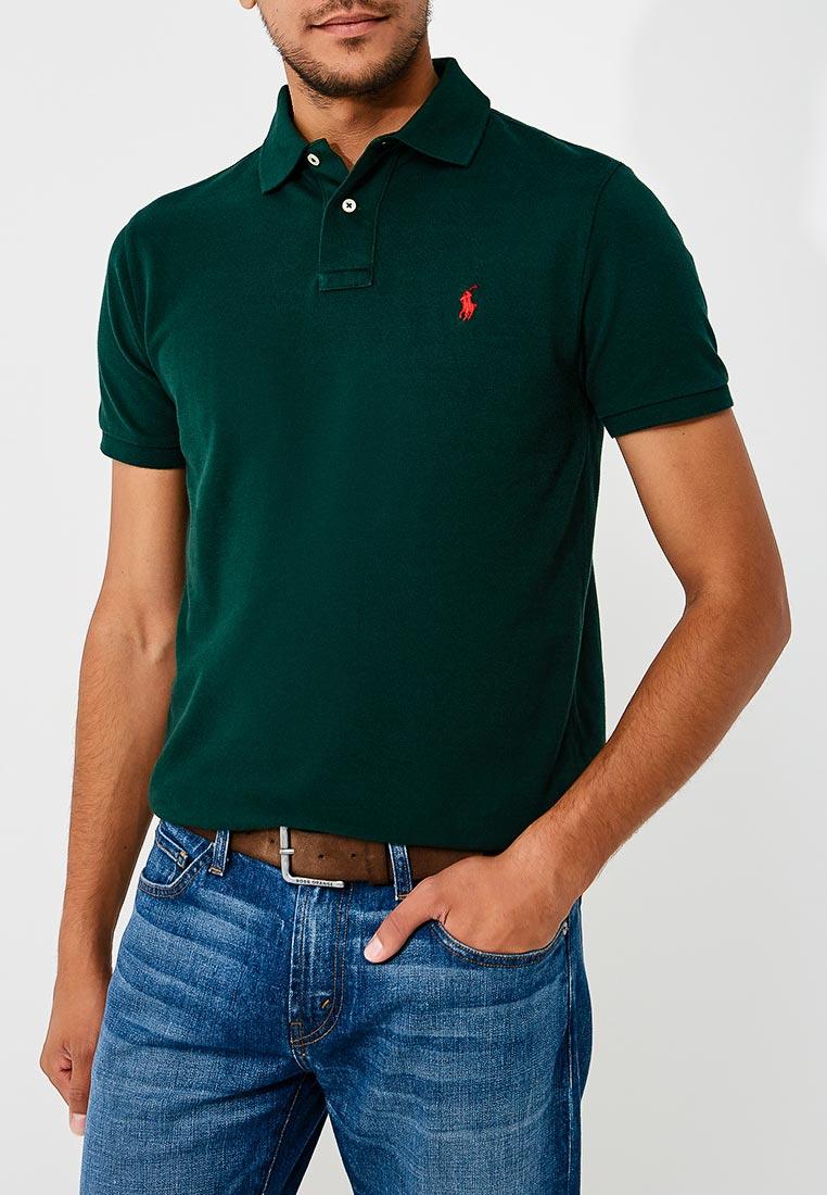 Мужские поло Polo Ralph Lauren (Поло Ральф Лорен) 710680784025