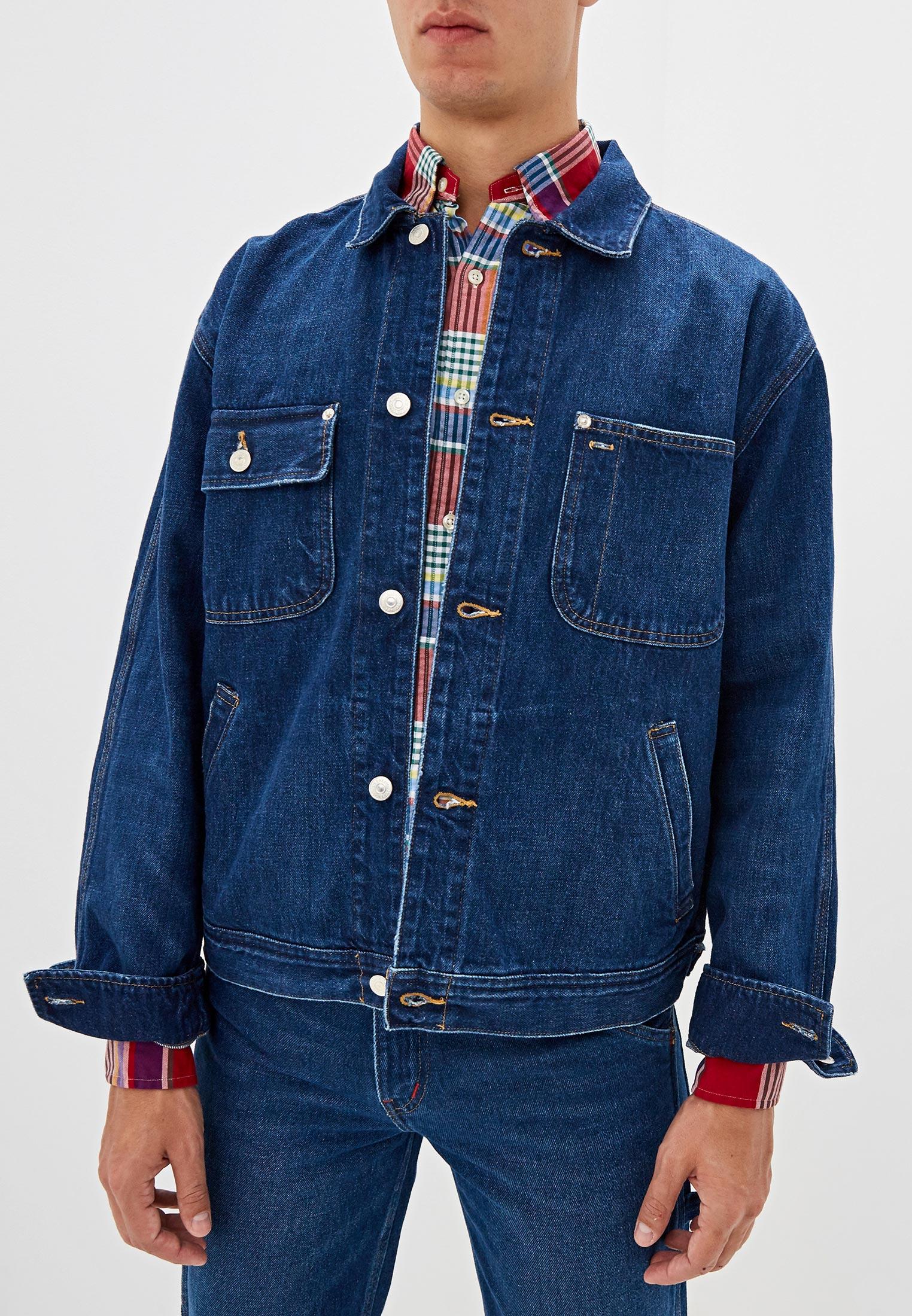 Джинсовая куртка Polo Ralph Lauren (Поло Ральф Лорен) 710745819001