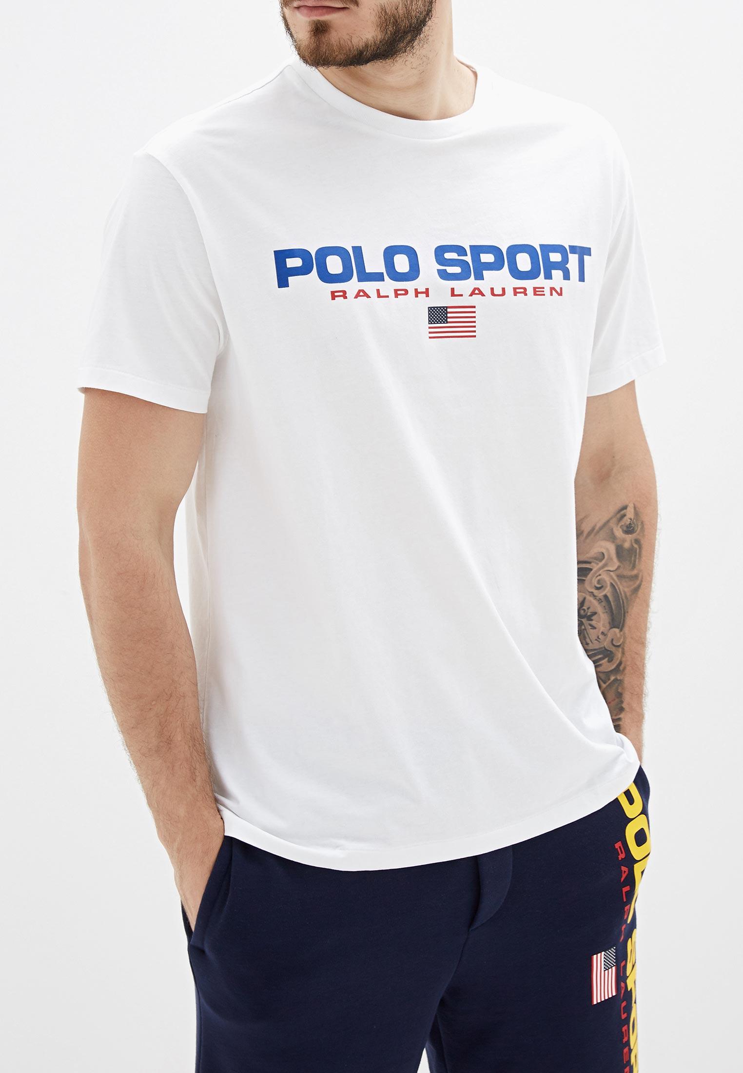 Футболка Polo Ralph Lauren (Поло Ральф Лорен) 710750444002