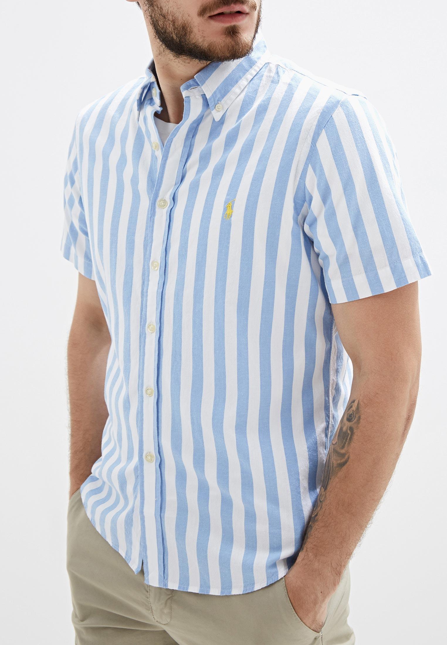 Рубашка с коротким рукавом Polo Ralph Lauren (Поло Ральф Лорен) 710758066001
