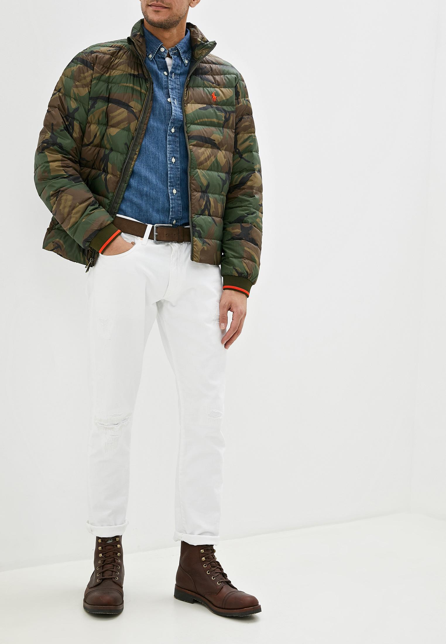 Утепленная куртка Polo Ralph Lauren (Поло Ральф Лорен) 710758724001