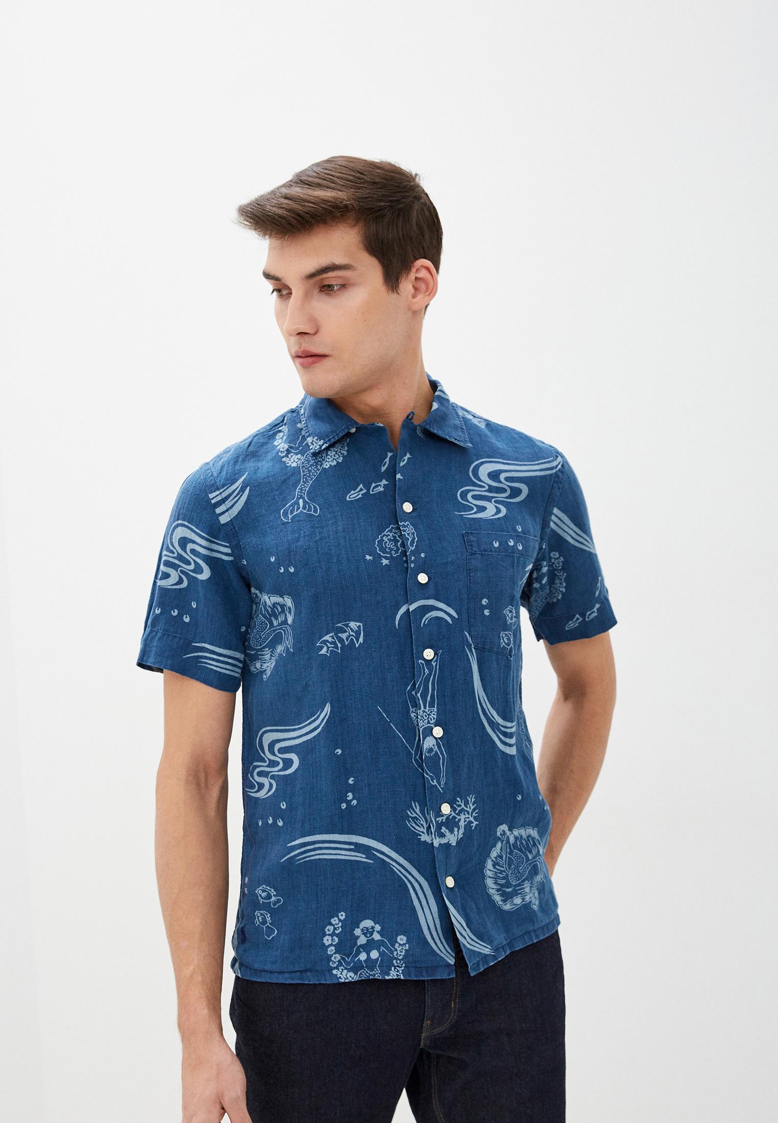 Рубашка с коротким рукавом Polo Ralph Lauren (Поло Ральф Лорен) 710788316001