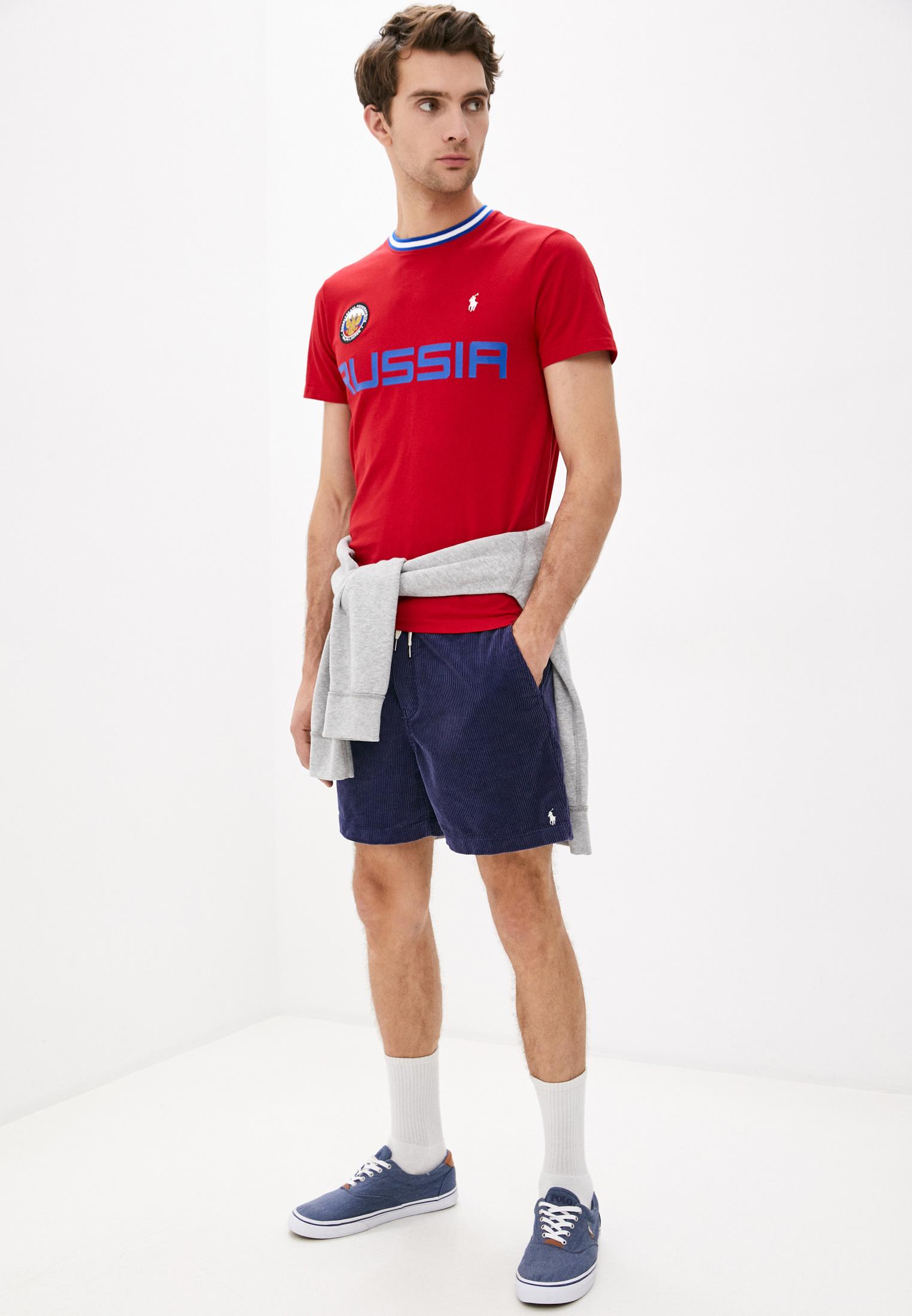 Футболка Polo Ralph Lauren (Поло Ральф Лорен) 710803534001: изображение 3