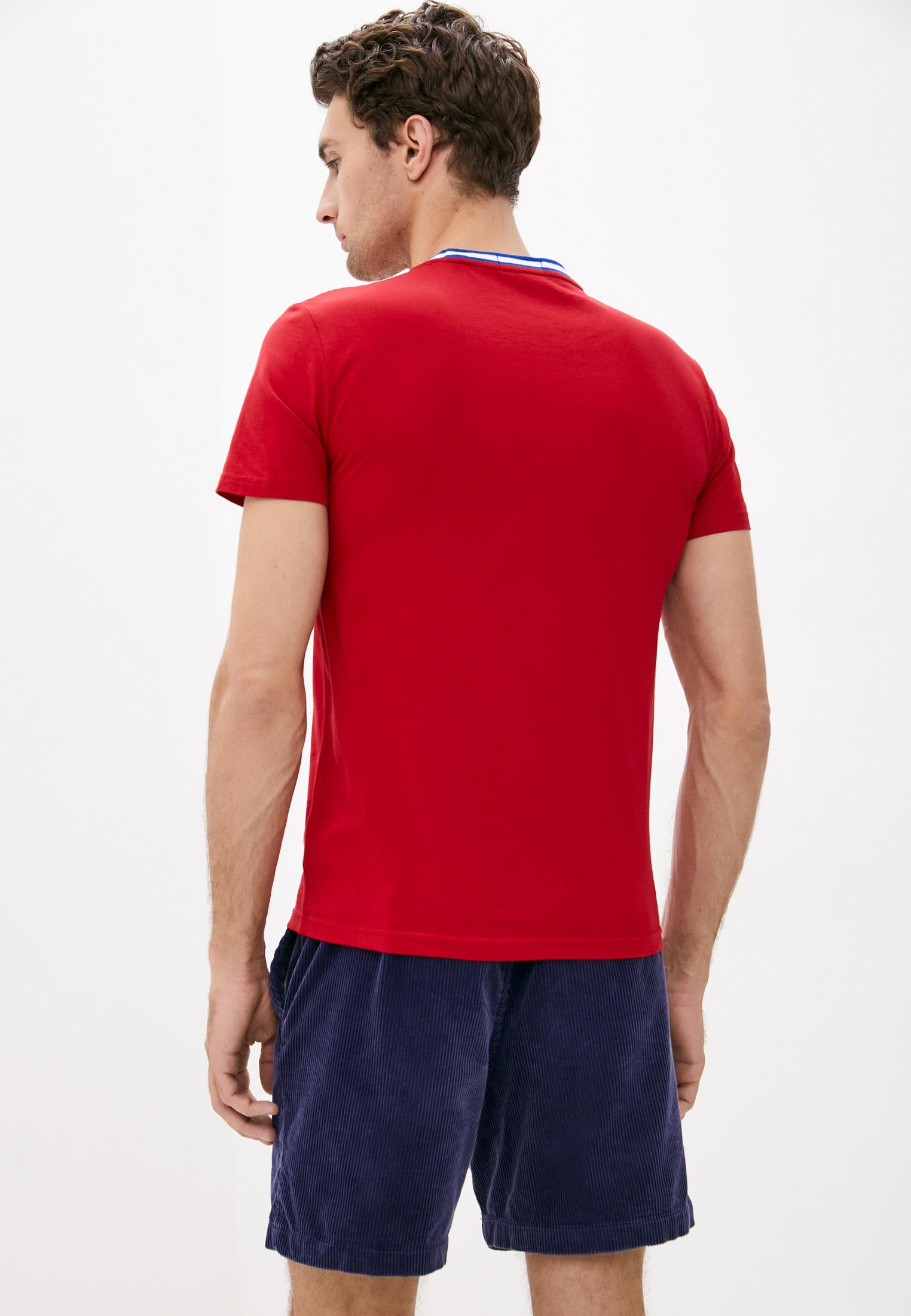 Футболка Polo Ralph Lauren (Поло Ральф Лорен) 710803534001: изображение 4