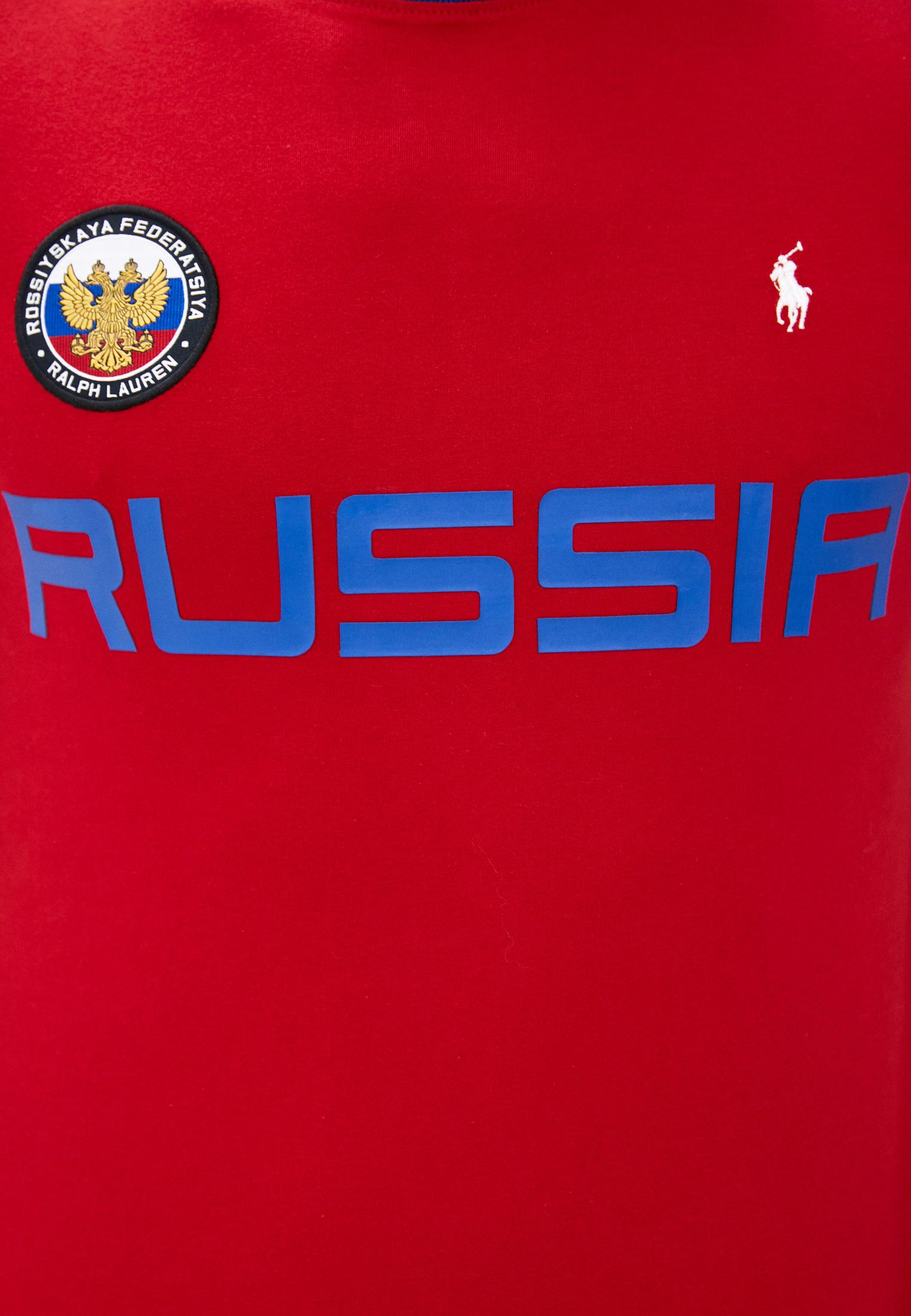 Футболка Polo Ralph Lauren (Поло Ральф Лорен) 710803534001: изображение 5