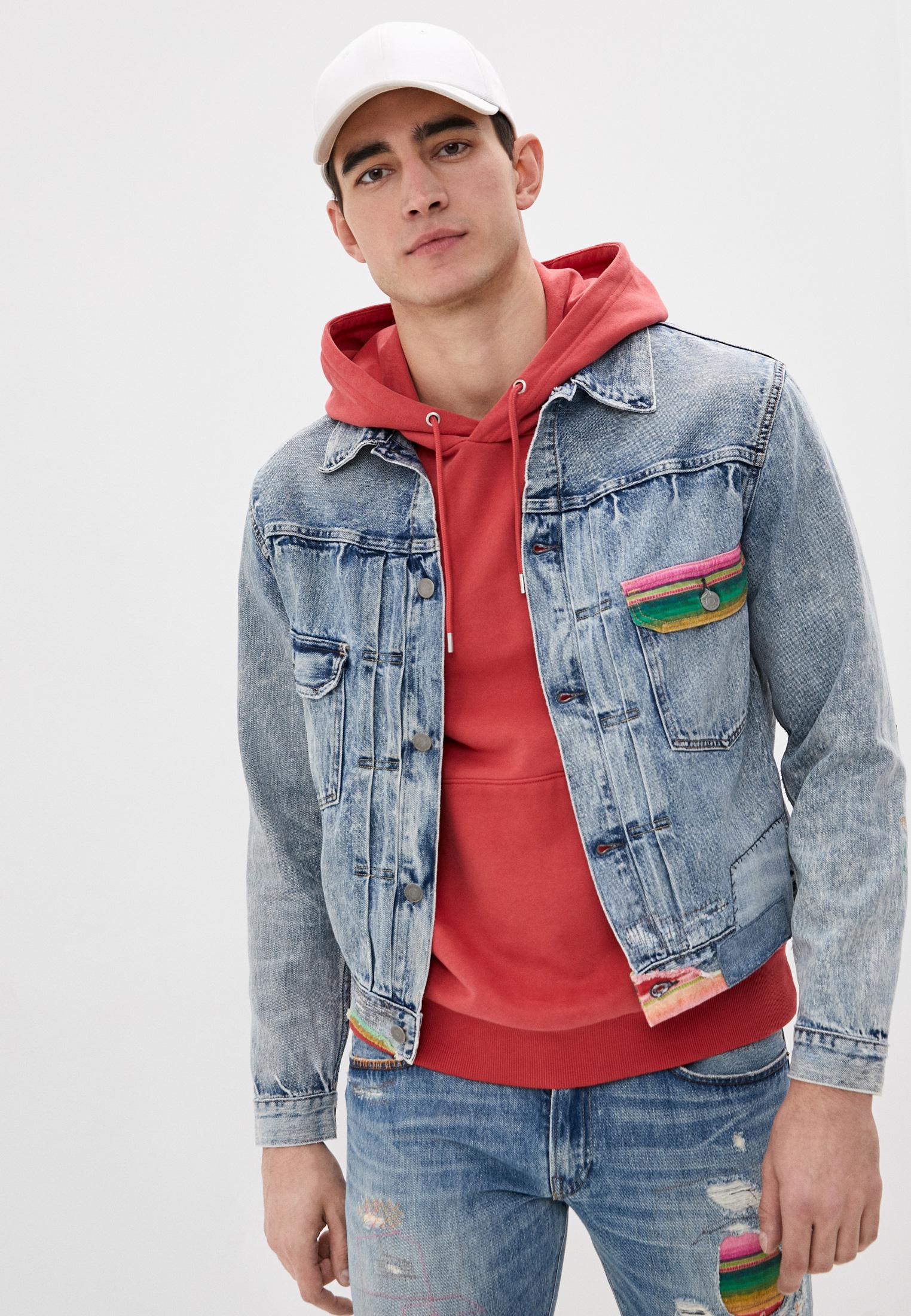 Джинсовая куртка Polo Ralph Lauren (Поло Ральф Лорен) Куртка джинсовая Polo Ralph Lauren
