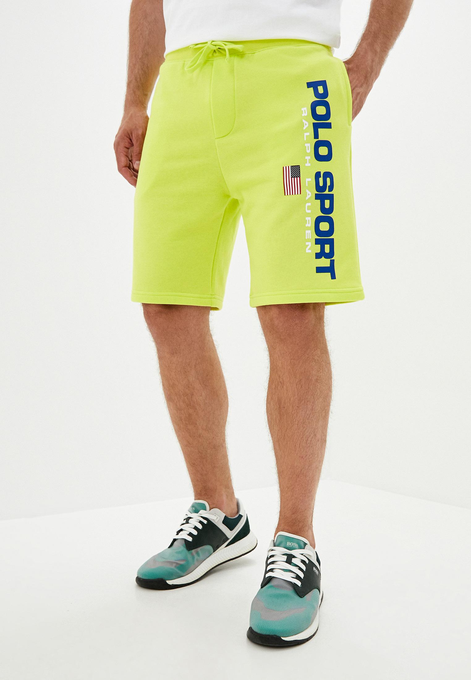 Мужские спортивные шорты Polo Ralph Lauren 710800487006