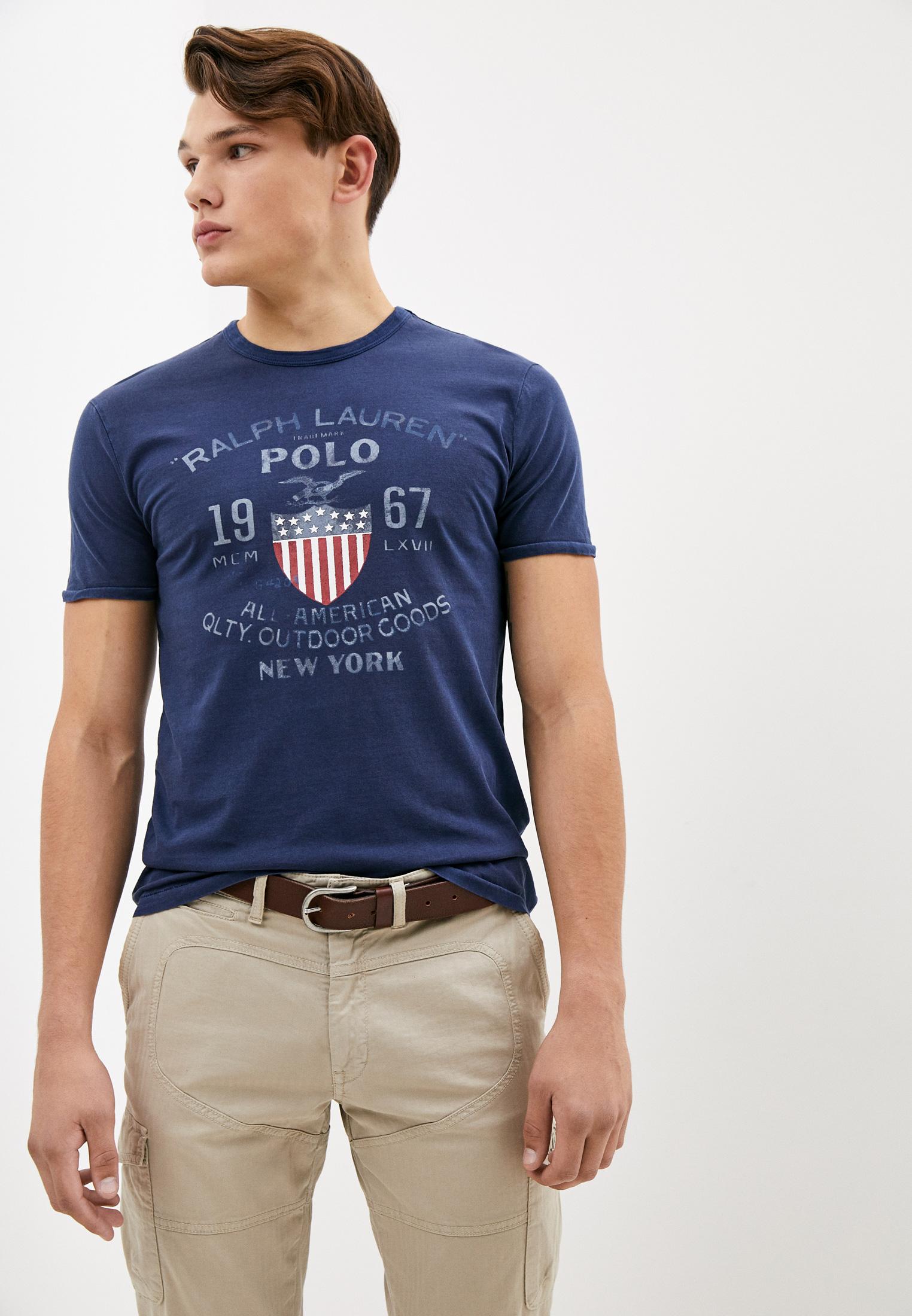 Футболка Polo Ralph Lauren 710803495001