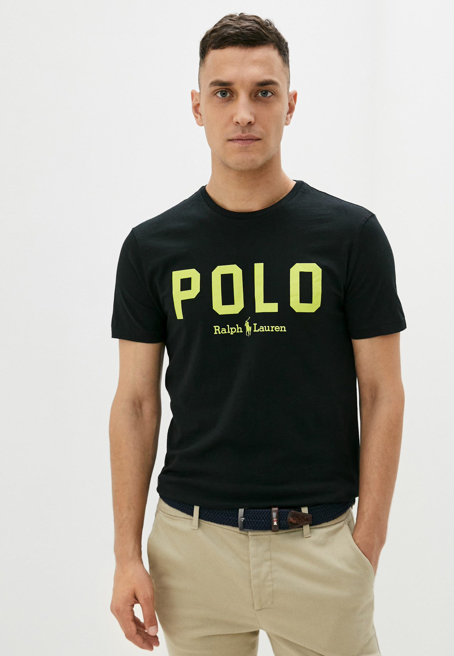 Футболка Polo Ralph Lauren 710814106001