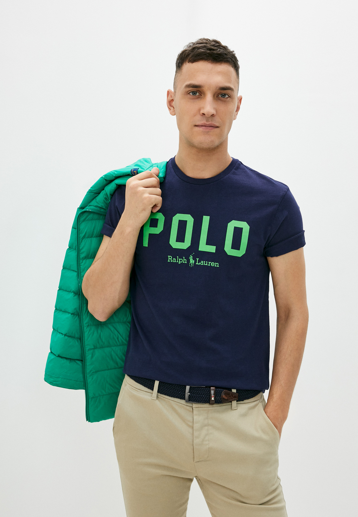 Футболка Polo Ralph Lauren (Поло Ральф Лорен) 710814106003