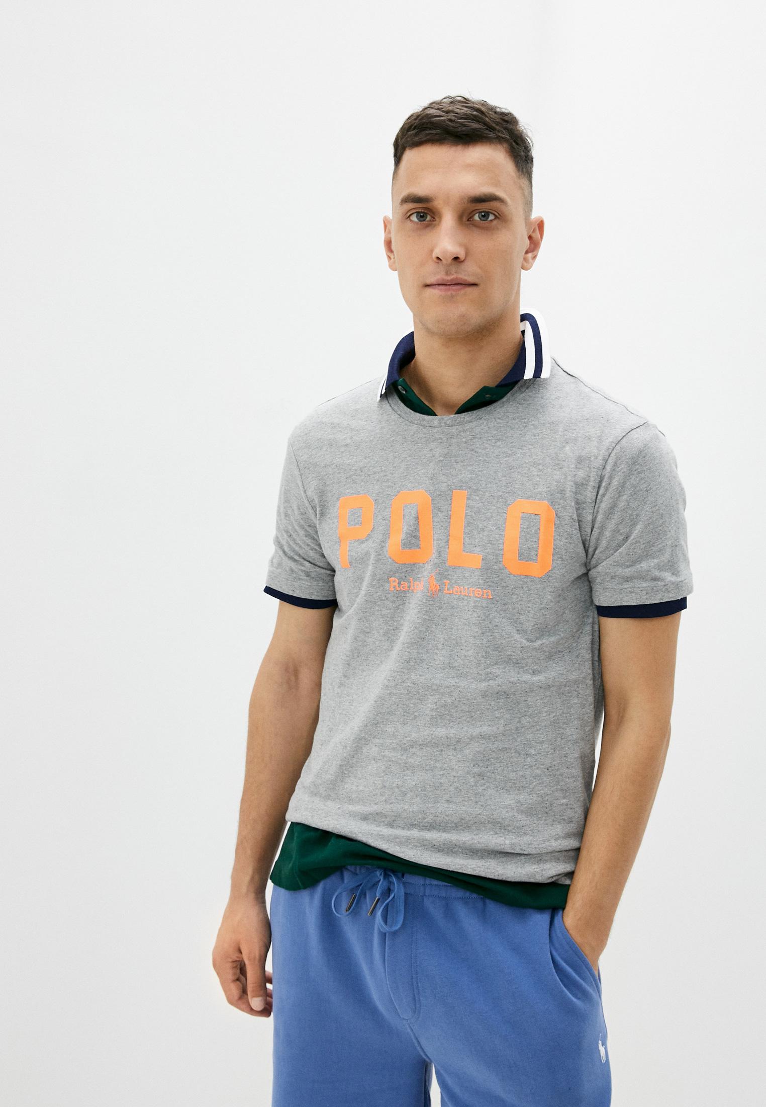 Футболка Polo Ralph Lauren 710814106004