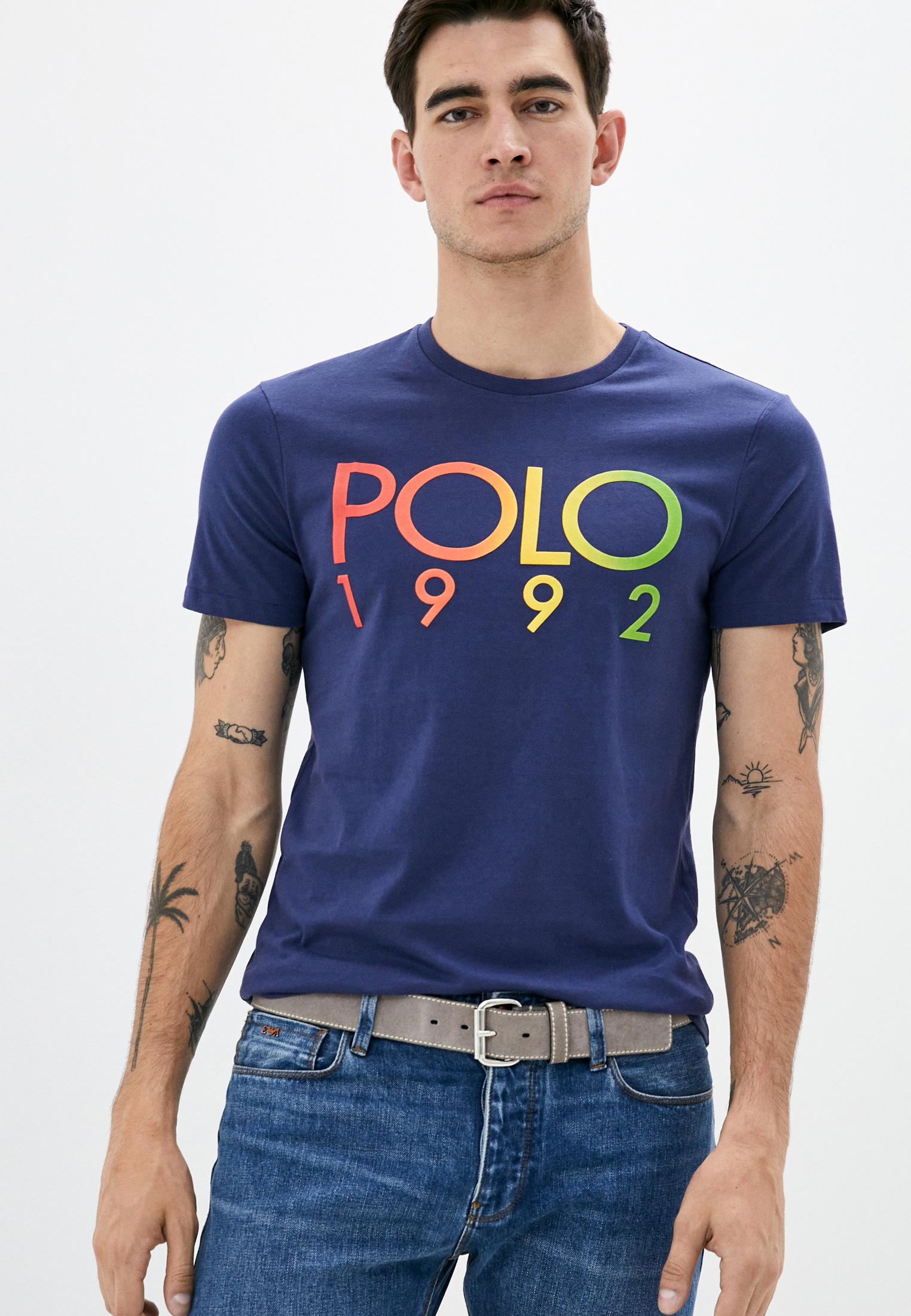 Футболка Polo Ralph Lauren 710803496001