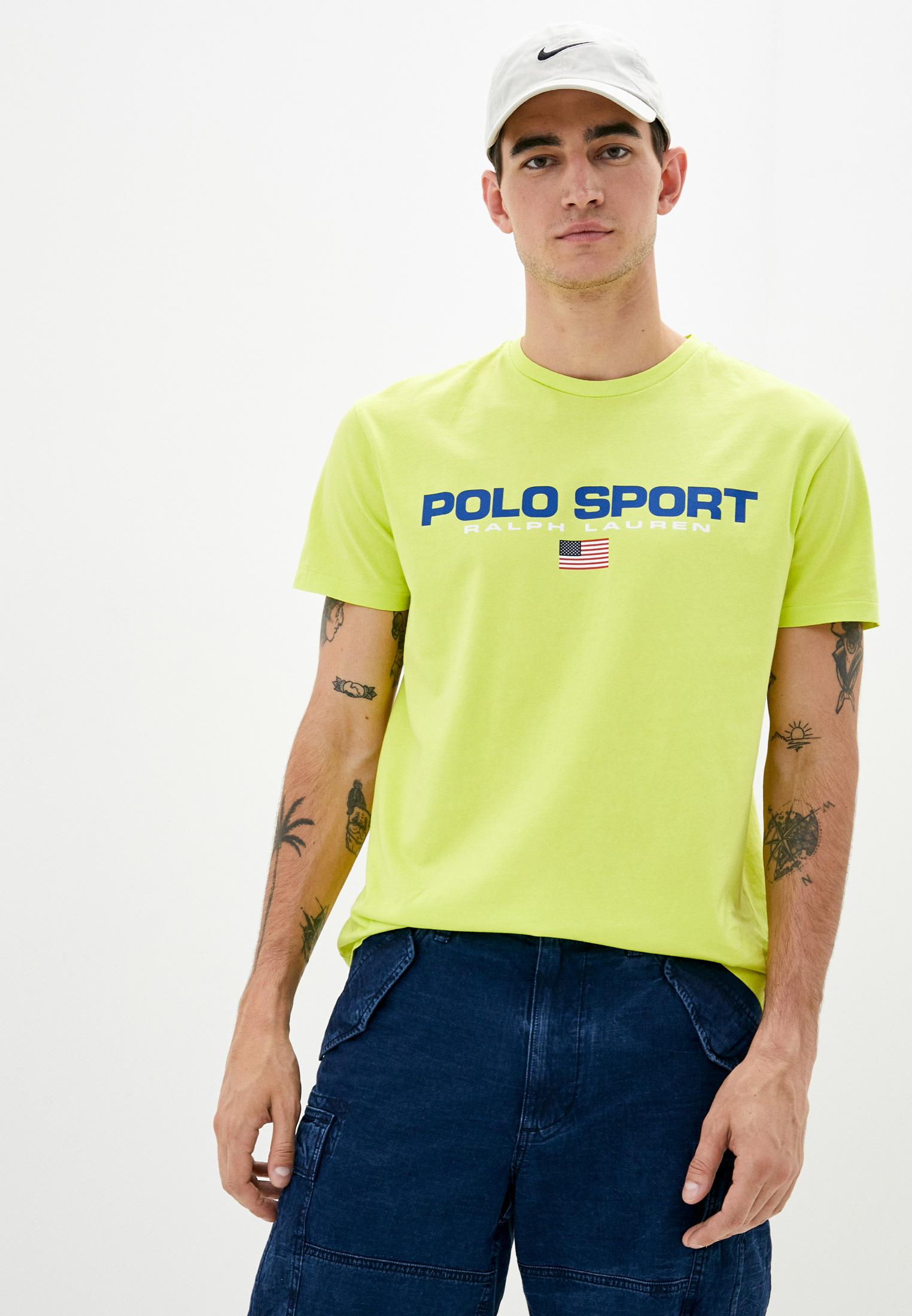 Футболка Polo Ralph Lauren 710800906006