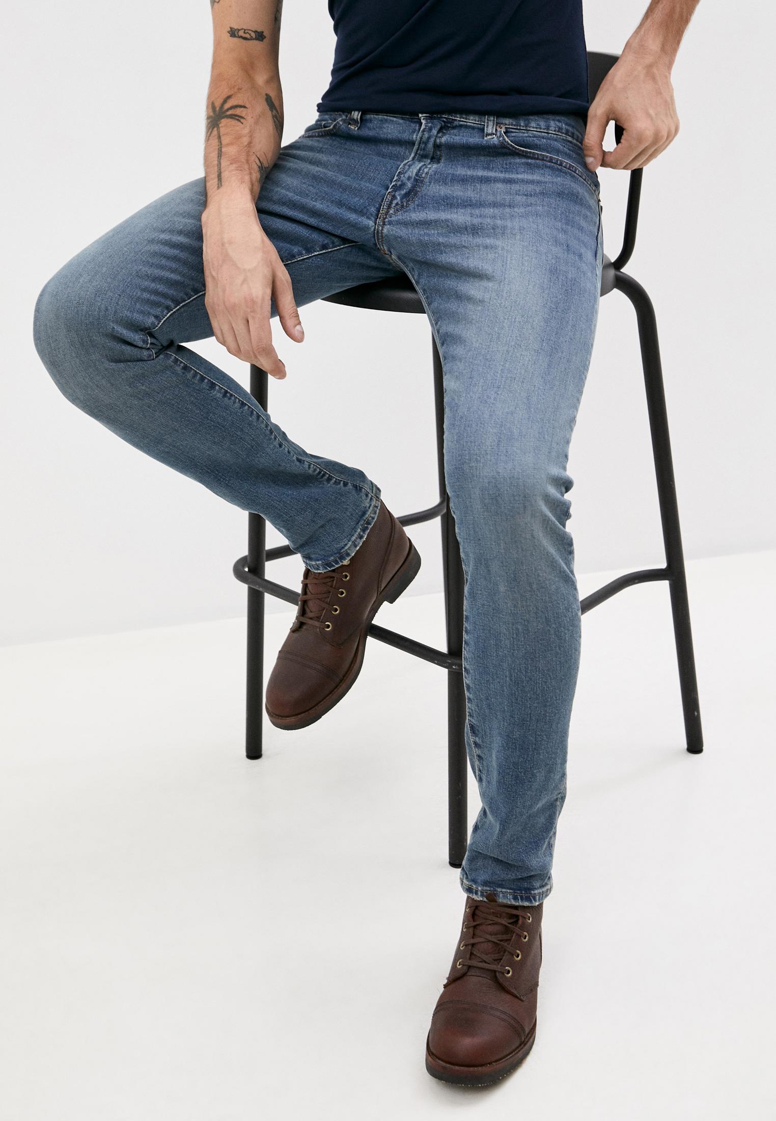 Зауженные джинсы Polo Ralph Lauren (Поло Ральф Лорен) 710613950026